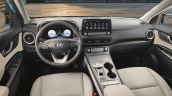 New Hyundai Kona Electric Interior