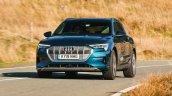 Audi E Tron Front Action