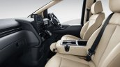 Hyundai Staria Front Seats