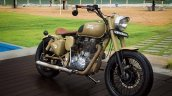 Royal Enfield Classic Bobber Kit Front Right