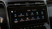Hyundai 2022 Santa Cruz Infotainment System