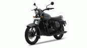Jawa Midnight Grey Front Left View