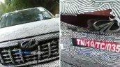 Mahindra Xuv700 Spy Shot Colour Reveal Road Rage