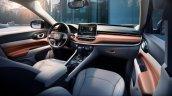 2022 Jeep Compass Dashboard