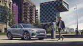 Audi E Tron Charging Station Street