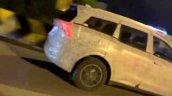 Mahindra Xuv700 Spy Shot Night