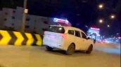Mahindra Xuv700 Spy Shot Rear Right