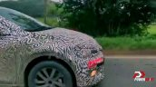Volkswagen Vitrus Spy Shot Right Front