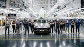 Lamborghini Urus Front Factory Workers
