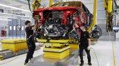 Lamborghini Urus Production Line