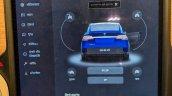 Tesla Touchscreen Ui Hindi