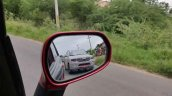 New Mahindra Scorpio Spy Shot Front