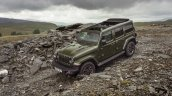2021 Jeep Wrangler Off Road