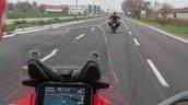 Ducati Multistrada V4 Instrument Cluster Road