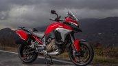 Ducati Multistrada V4 Red Side View