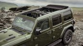 Jeep Wrangler 80th Anniversary Edition Open Top