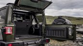 Jeep Wrangler 80th Anniversary Edition Tail Gate O