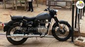 New Royal Enfield Classic 350 Glossy Grey Right