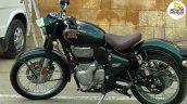 New Royal Enfield Classic 350 Green Left Side