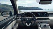 2021 Hyundai Palisade Dashboard