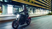 Benelli 502c Front Left Action City Night