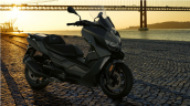 Bmw C 400 Gt Front Right Sunset