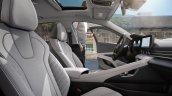 2022 Hyundai Elantra Front Interior