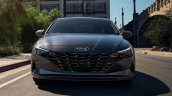 2022 Hyundai Elantra Front View