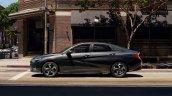 2022 Hyundai Elantra Left Side Road