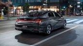 2022 Hyundai Elantra Rear Right Action