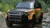 Land Rover Defender Trophy Edition Front Slush