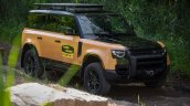 Land Rover Defender Trophy Edition Right Side Fore