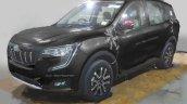 Mahindra Xuv700 Black Front Left Render
