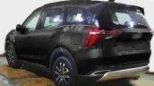 Mahindra Xuv700 Black Rear Left Render