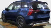 Mahindra Xuv700 Blue Rear Left Render