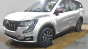 Mahindra Xuv700 Silver Front Left Render