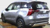 Mahindra Xuv700 Silver Rear Left Render