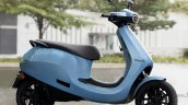 Ola Electric Scooter Blue Right Side