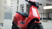 Ola Electric Scooter Red Front Right