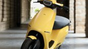 Ola Electric Scooter Yellow Front