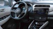 2022 Nissan Leaf Dashboard