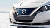2022 Nissan Leaf Front Grille