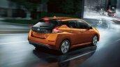 2022 Nissan Leaf Rear Right