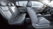 2022 Nissan Leaf Seats
