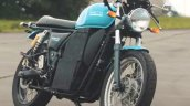 Royal Enfield Continental Gt 650 Electric Front Ri