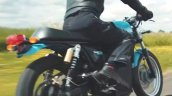 Royal Enfield Continental Gt 650 Electric Rear Rig