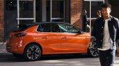 Vauxhall Corsa E Right Charging Street Uk
