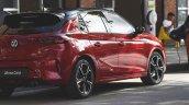 Vauxhall Corsa E Uk Rear Right Red