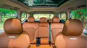 Mg Gloster Savvy 7 Seater Seats
