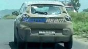 Tata Hbx Rear Spy Shot